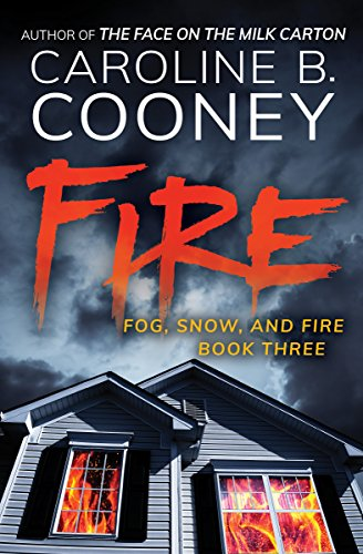 Fire Fog Snow And Book 3 By Cooney Caroline