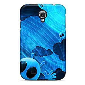 New Arrival Premium S4 Case Cover For Galaxy (byebye Et)