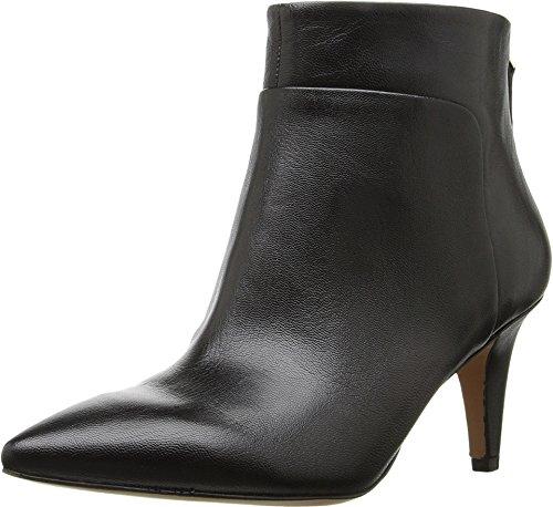 Nine West Women's Jinxie Black Leather Boot 8.5 M