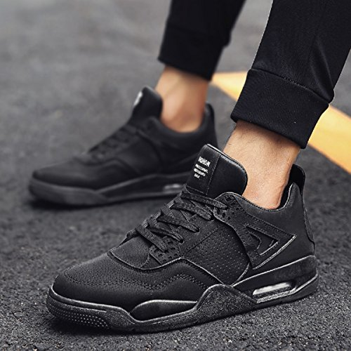 Exercise Gym Jogging Sports Drive Athletic Men's Cushion Running Air Black Shoes Outdoor Sneakers Sport Lightweight Casual Shoe Basketball Walking cwqgPzO0q