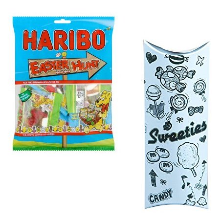 Haribo Easter Hunt Bag Includes Free Moreton Gifts Sweeties