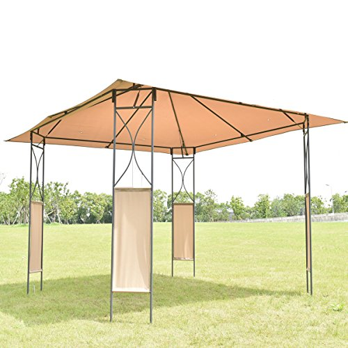 10' Nail Pegs (10'x10' Square Gazebo Canopy Tent Shelter Awning Garden Patio)