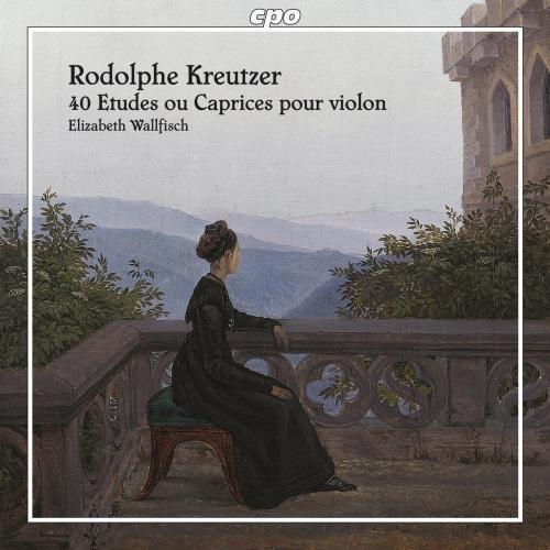 40 Etudes Ou Caprices Pour Violon by CPO