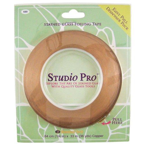 Studio Pro 680 1/4-Inch Copper Foil