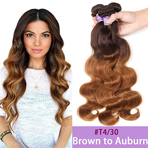 Virgin Brazilian Hair Extensions Bundles product image