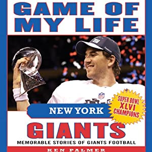 Game of My Life New York Giants Audiobook