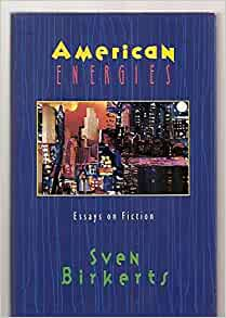Essays on - fiction