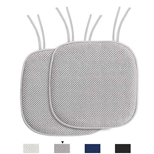H.VERSAILTEX Memory Foam Honeycomb Chair/Seat Cushion Pad