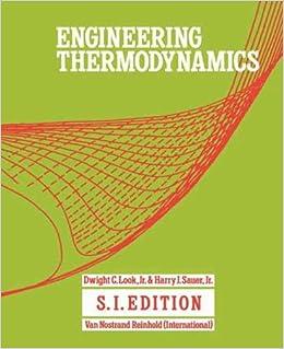 Engineering Thermodynamics - SI Version, Second Edition