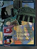 Foundations of Financial Management 9780256146233