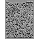 Great Create Lisa Pavelka Individual Texture Stamp 4.25inX5.5in 1/pkg-Garden Glory