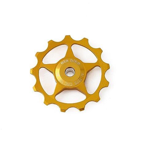 Rodillo tensor trasero para bicicleta, Y5613T, de aleación de aluminio