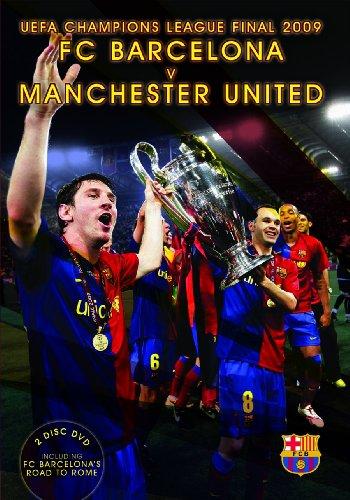 (FC Barcelona 2009 Champion of Champions 2 Disc DVD)