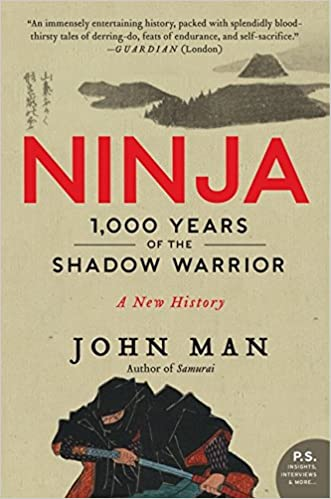 Image result for ninja by john man