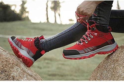 登山靴 恋人 トレッキングシューズ 男女兼用 カップル メンズ レディース ハイキング ウォーキング ハイカット おしゃれ 防滑 防水 キャンプ 軽量 通気性 耐磨耗 日常着用 通学 カジュアル