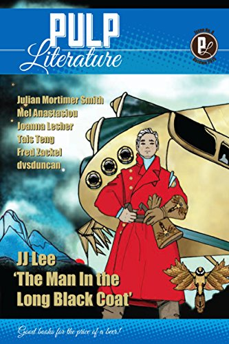 Pulp Literature Autumn 2015: Issue 8