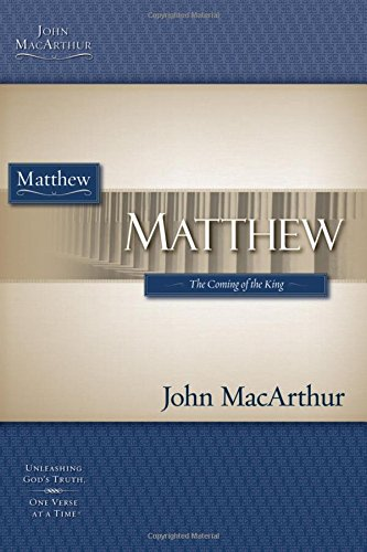 Macarthur Study Guide Series: Matthew (Macarthur Bible Study) ebook