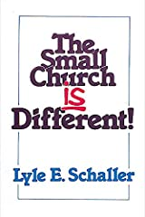 The Small Church is Different! Paperback