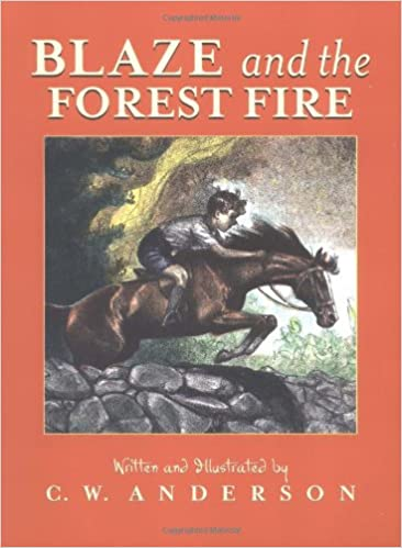 Image result for blaze and the forest fire