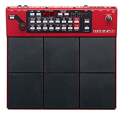Nord Drum 3P Modeling 6-Channel Percussion Synthesizer by American Music and Sound