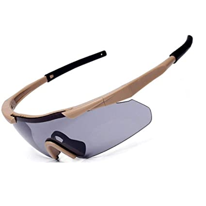 YY4 Gafas de sol polarizadas deportivas para la conducción de pesca golf UV400 (Color :