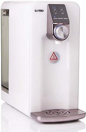 Cero de osmio ip-ii portátil sistema de ósmosis inversa (blanco ...