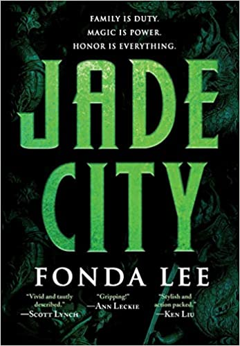 Amazon com: Jade City (The Green Bone Saga) (9780316440868