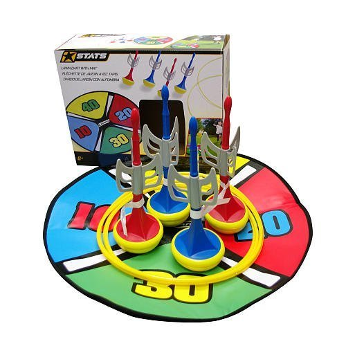 Stats Lawn Dart with Mat by Toys R Us