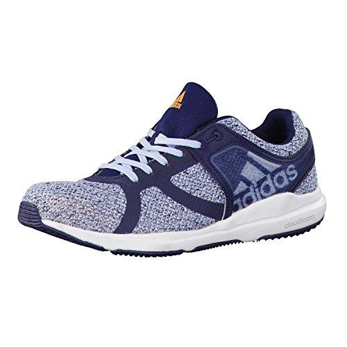 MARUNI CF de Mujer 3 Zapatillas W CrazyTrain para Azul 42 AZUBAS adidas 2 deporte DORSOL fpqzFH5