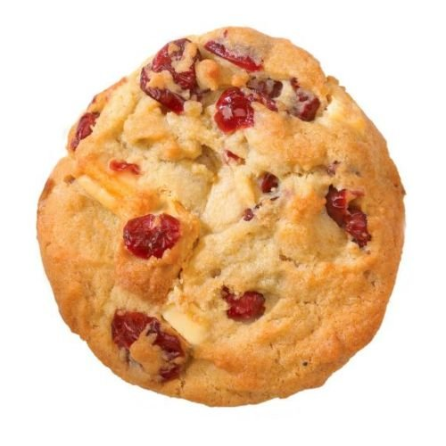 Davids Cookies Cranberry White Chocolate Chunk Cookie Dough, 1.5 Ounce -- 213 per case. (Best Frozen Cookie Dough Brand)