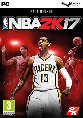 Jam Nba Codes - NBA 2K17 [PC Code - Steam Code] UK Boxed Version
