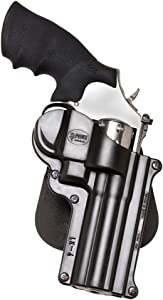 Fobus SW4RP Standard Roto-Holster for Smith & Wesson K&L Frame Revolvers, Taurus 431, 65, 66, Right Hand Roto-Paddle