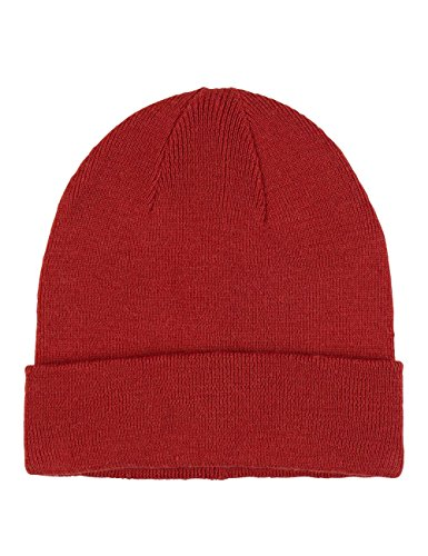MINIMUM Women's Alyson Women's Red Beanie Red by MINIMUM