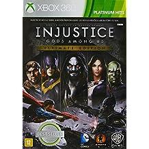 Injustice Gods Among Us - Edição Jogo do Ano - Xbox 360