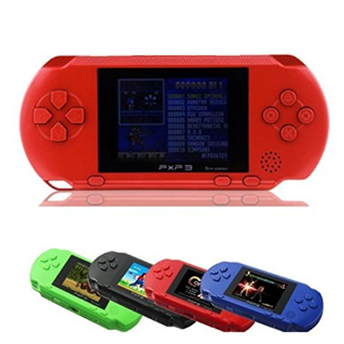 Polade 2.7inch LCD Rechargeable Game Console Retro Megadrive 16 Bit 150+ Games