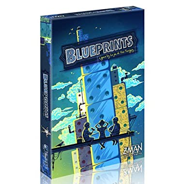 Blueprints Board Game