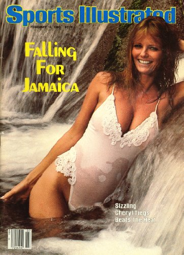 Sports Illustrated Swimsuit February 14 1983 Cheryl Tiegs