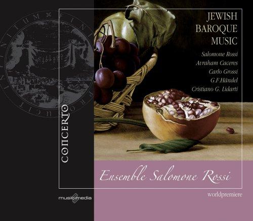 Price comparison product image Jewish Baroque Music