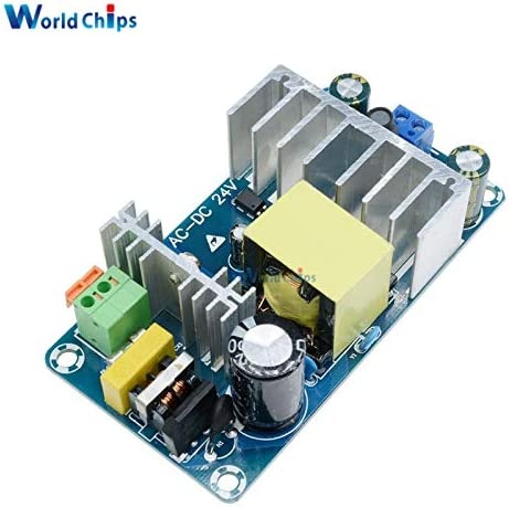 Ponis-Limos AC 85-265V to DC 24V 4A-6A 100W Switching Power Supply Board Power Supply Module Overvoltage Overcurrent Circuit Protection
