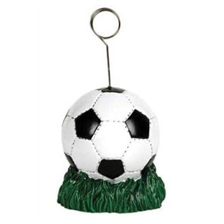 Hersrfv - Soporte para balón de fútbol para decoración de Fiestas ...