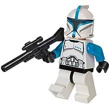 Lego Clone Trooper Lieutenant Minifigure 5 Pieces