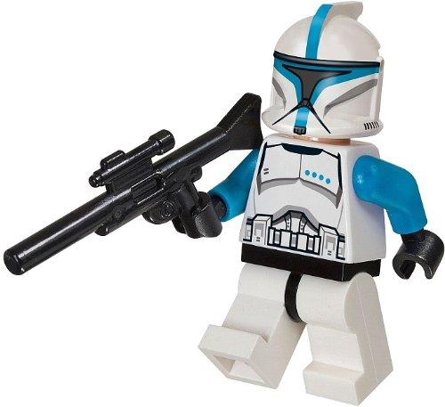 Lego Clone Trooper Lieutenant Minifigure 5 Pieces, Baby & Kids Zone