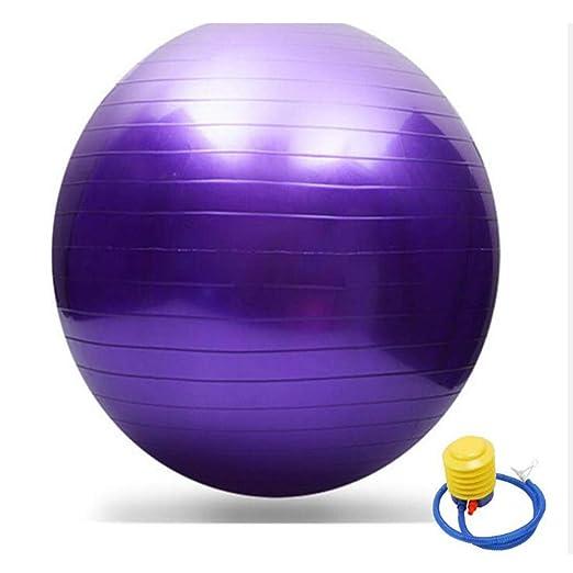 SKYyao Bola Ejercicio 55 Cm-75 Cm Bola Yoga Engrosamiento ...