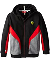 PUMA Big Boys' Ferrari SF Sweat Jacket