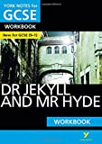 The Strange Case of Dr Jekyll and Mr Hyde: York Notes for GCSE (9-1) Workbook
