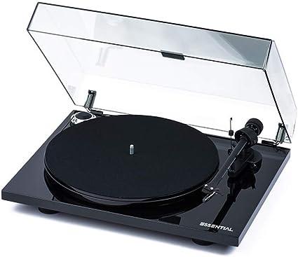Amazon.com: Pro-Ject Essential III Digital Tocadiscos, color ...