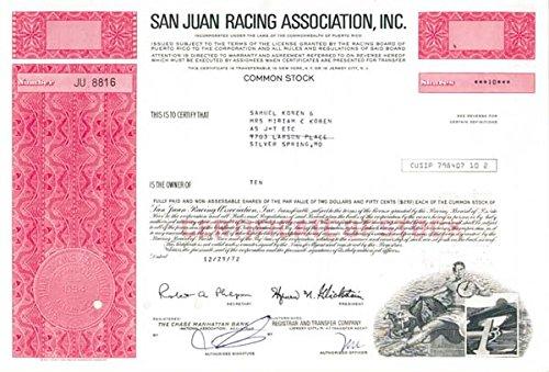 San Juan Racing - San Juan Racing Association