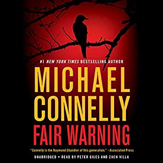 Book Cover: Fair Warning