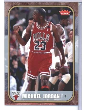 separation shoes defdf e52e9 08 2007 Fleer Tribute Basketball Michael Jordan Card 32 État dans une usine