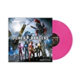 Power Rangers Original Soundtrack LP Exclusive PINK Vinyl